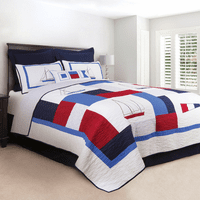 St. Lucia Quilt Bedding Collection