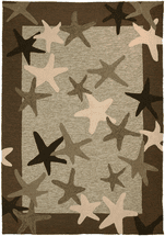 Starfish Field Rug Collection