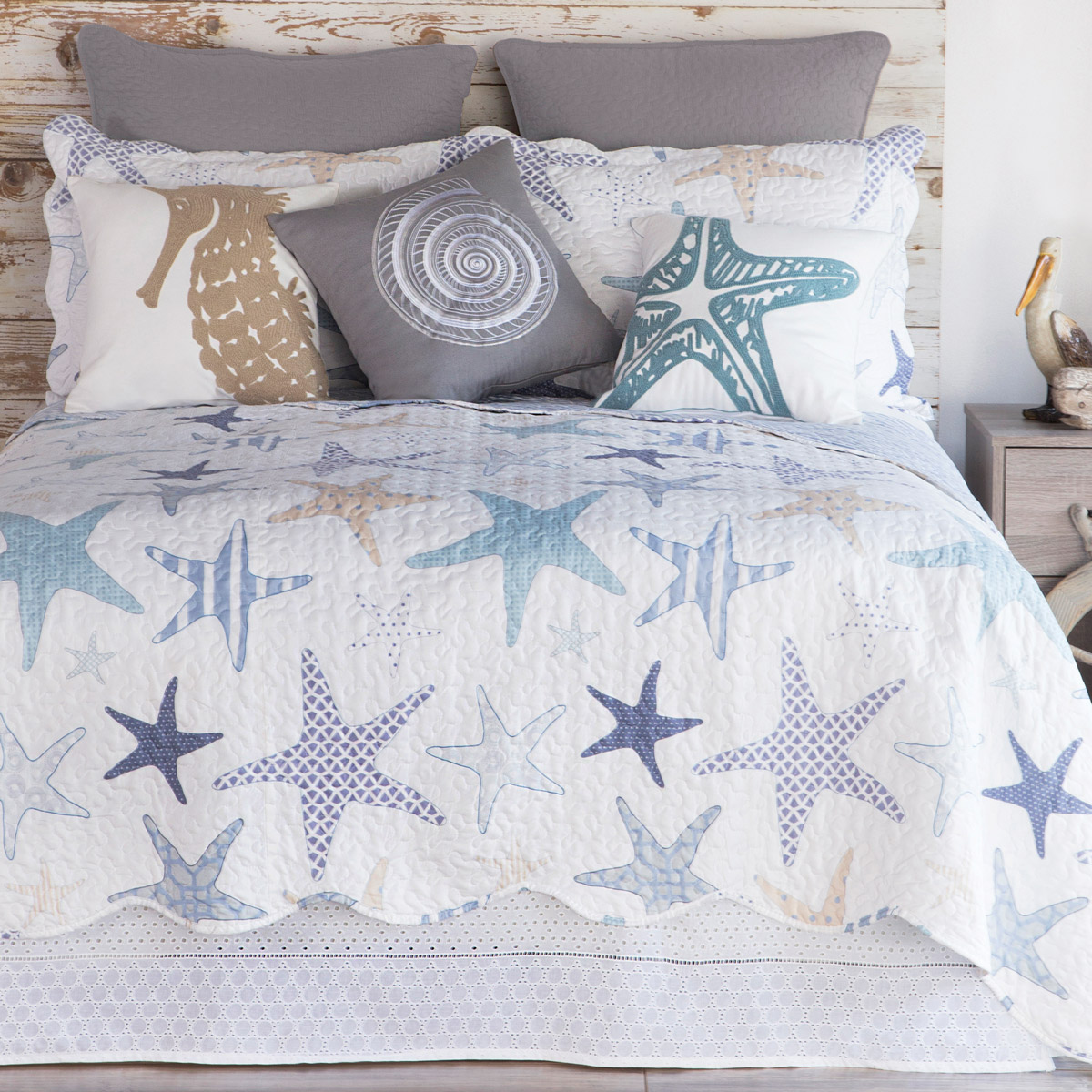 Nautical Bed In A Bag Sets