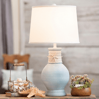 Starfish Rope Table Lamp