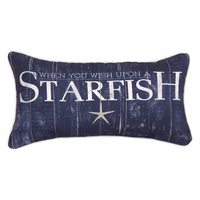 Starfish Wish Pillow