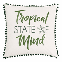 State of Mind Pillow