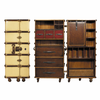 Stateroom Armoire - Ivory