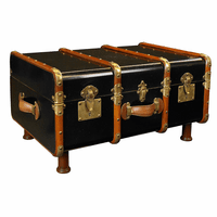 Stateroom Trunk - Black