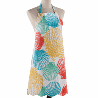 Summer Beach Quilted Apron