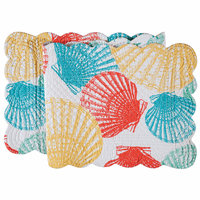 Summer Beach Table Runner