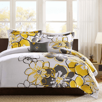 Sunny Flowers Comforter Set - Twin/Twin XL