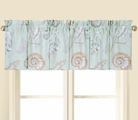 Sunset Beach Valance