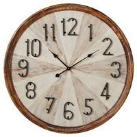 Sunset Brook Wall Clock