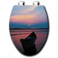 Sunset Oasis Toilet Seats