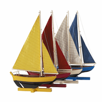 Sunset Sailers - Set of 4