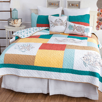 Sunset Shore Quilt Bedding Collection
