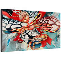 Surreal Dimensions Gallery Wrapped Canvas
