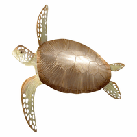 Swimming Solo Turtle Wall Art