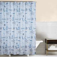 Tales of the Sea Shower Curtain