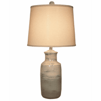 Tall Alabaster Table Lamp