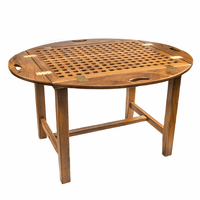 Teak Butler's Table
