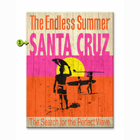 The Endless Summer Personalized Signs