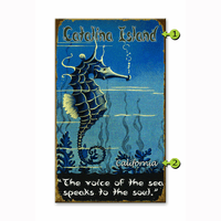 The Voice of the Sea Speaks to the Soul Personalized Signs