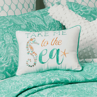 To the Sea Pillow - OUT OF STOCK