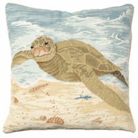 Tortoise Bay Pillow