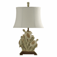 Tortoise Point Table Lamp