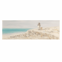 Toward the Lighthouse Canvas Art