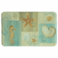 Tranquil Beach Memory Foam Mat Collection