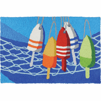 Trapped Buoys Indoor/Outdoor Rug
