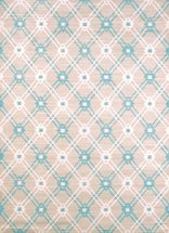 Trellis Blue Rug Collection