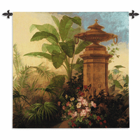 Tropic Fantasy II Wall Tapestry