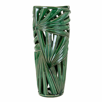 Tropic Palm Vase - Large