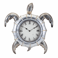 Tropic Turtle Clock