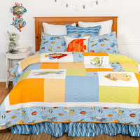 Tropical Sea Quilt Bedding Collection