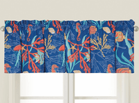 Tropical Water Valance - OVERSTOCK