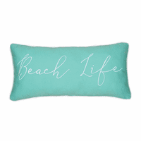 Turquoise Beach Pillow