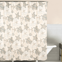 Turtle Shells Shower Curtain