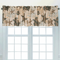 Turtle Shells Valance
