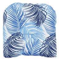 Twilight Palms Indoor/Outdoor Chair Cushion - CLEARANCE