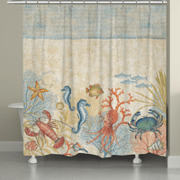 Undersea Fun Shower Curtain