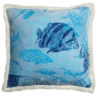Undertow Plush Pillow