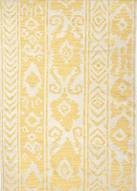 Urban Bungalow Farid Butter Yellow Rug Collection