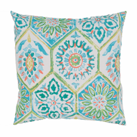 Veranda Summer Breeze Poolside Pillow - 18 x 18