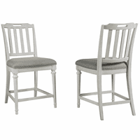 Vermont Slat Back Side Chairs - Set of 2