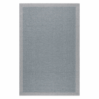 Versatile Modern Blue Indoor/Outdoor Rug Collection