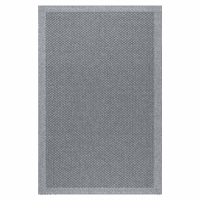 Versatile Modern Charcoal Indoor/Outdoor Rug Collection