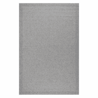 Versatile Modern Gray Indoor/Outdoor Rug Collection