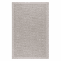 Versatile Modern Taupe Indoor/Outdoor Rug Collection