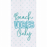 Vibes Flour Sack Towels - Set of 6