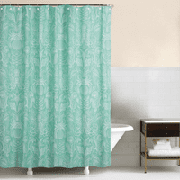 Victoria Bay Coastal Shower Curtain